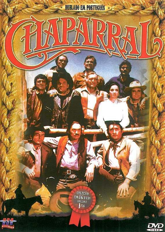 Chaparral - Volume 16 De 16