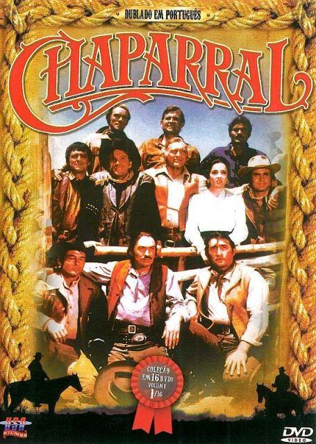 Chaparral - Volume 1 De 16