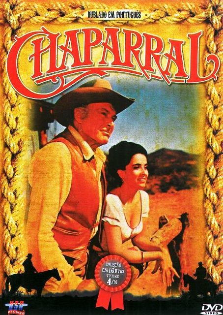 Chaparral - Volume 4 De 16