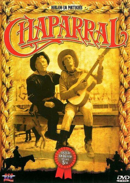 Chaparral - Volume 5 De 16