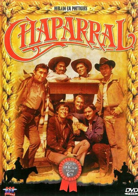 Chaparral - Volume 6 De 16