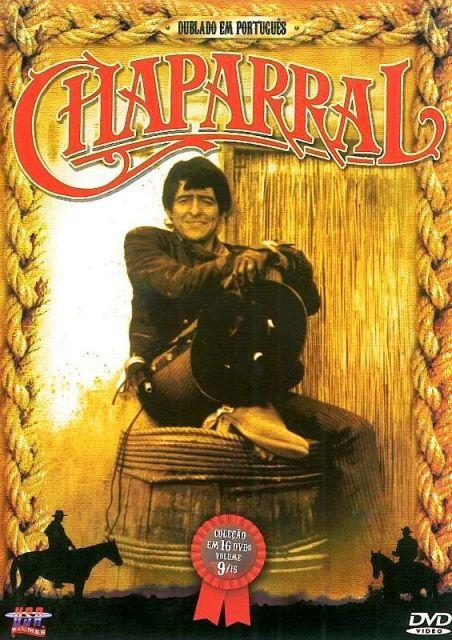 Chaparral - Volume 9 De 16