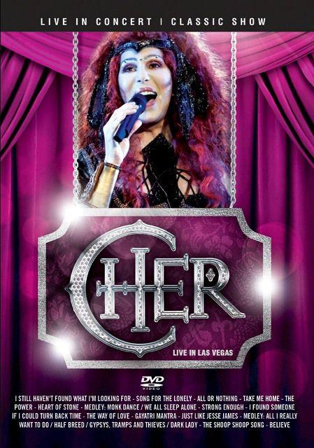 Cher - Live In Las Vegas