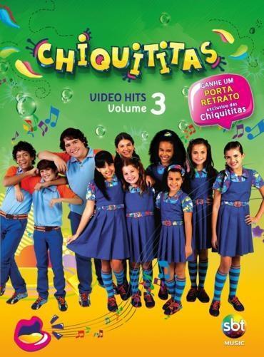 Chiquititas - Video Hits - Volume 3 - DVD