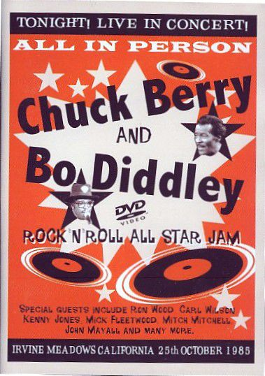 Chuck Berry and Bo Diddley - Rock N Roll All Star Jam