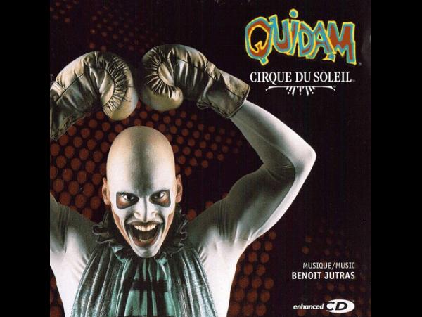 Cirque Du Soleil - Quidam - CD
