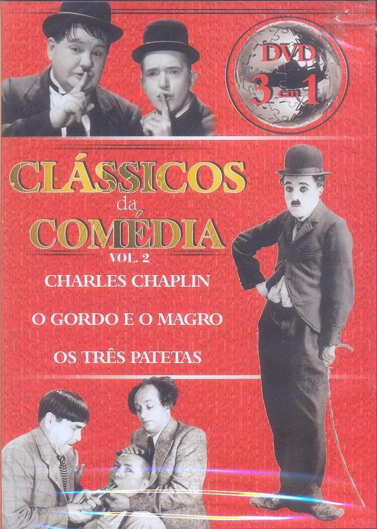 Classicos da Comedia - Volume 02