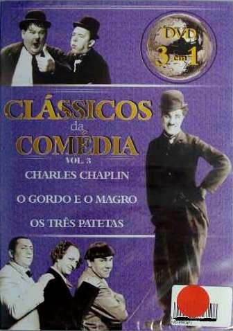 Classicos da Comédia - Volume 3