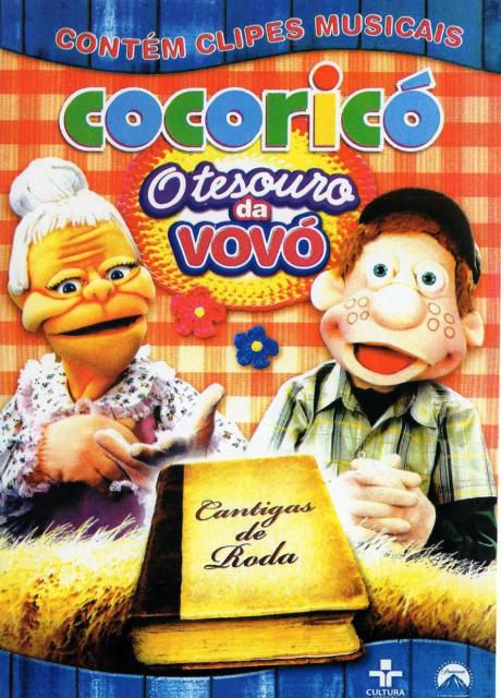 Cocorico - O Tesouro Da Vovó
