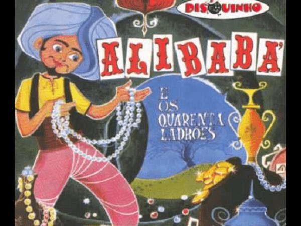 Coleção Disquinho - Alibaba E Os Quarenta Ladrões - CD