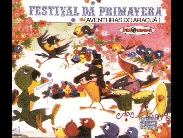 Coleção Disquinho - Festival Da Primavera - CD