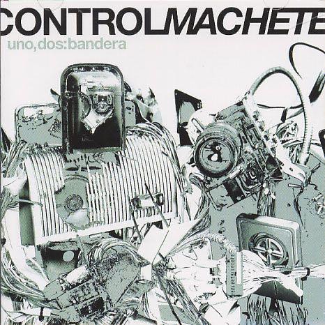 Control Machete - Uno, Dos: Bandera - CD