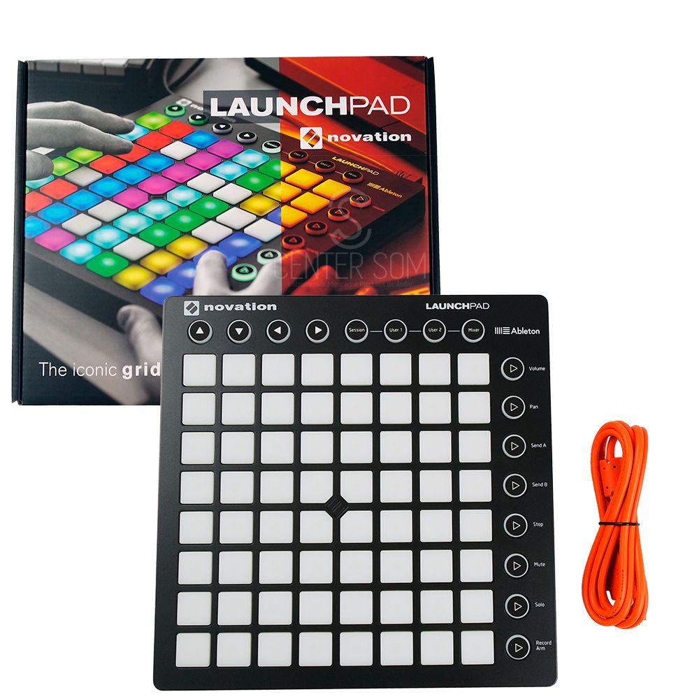 Controladora Novation Usb Launchpad Mk2