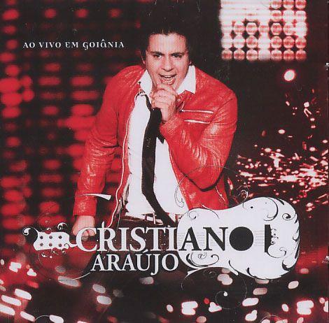 Cristiano Araújo - Ao Vivo Em Goiânia - CD