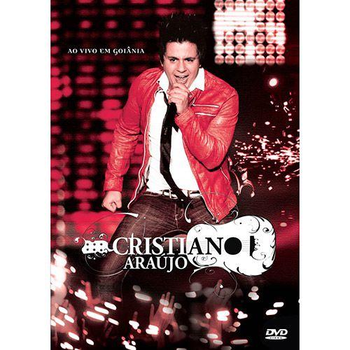 Cristiano Araujo - Ao Vivo Em Goiânia - DVD