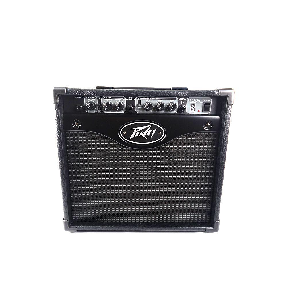 Cubo Amplificador Guitarra Peavey Rage 158 15W RMS -220v