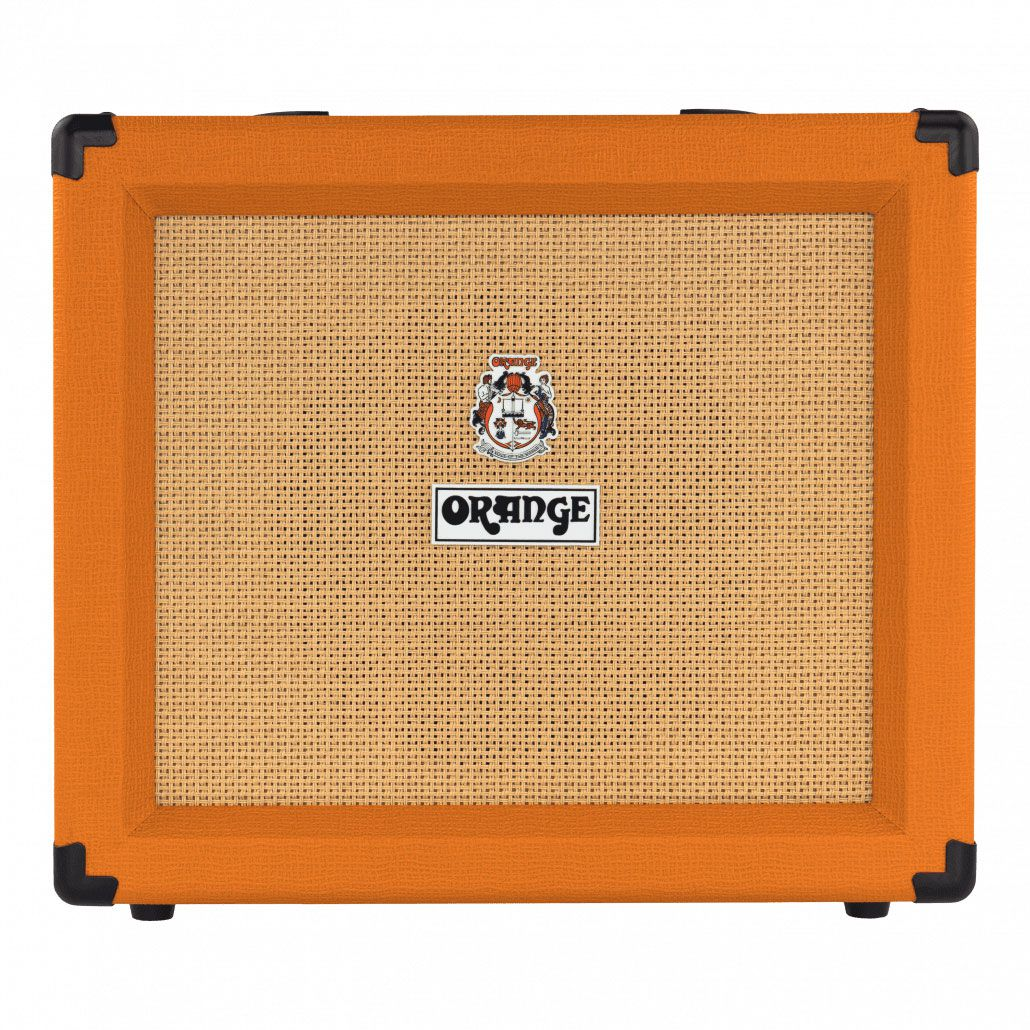 Cubo Amplificador Orange Crush 35rt Para Guitarra 35w