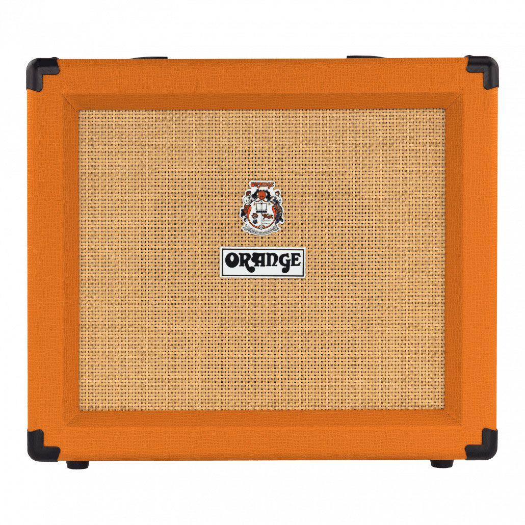 Cubo Amplificador Orange Crush 35rt Para Guitarra 35w