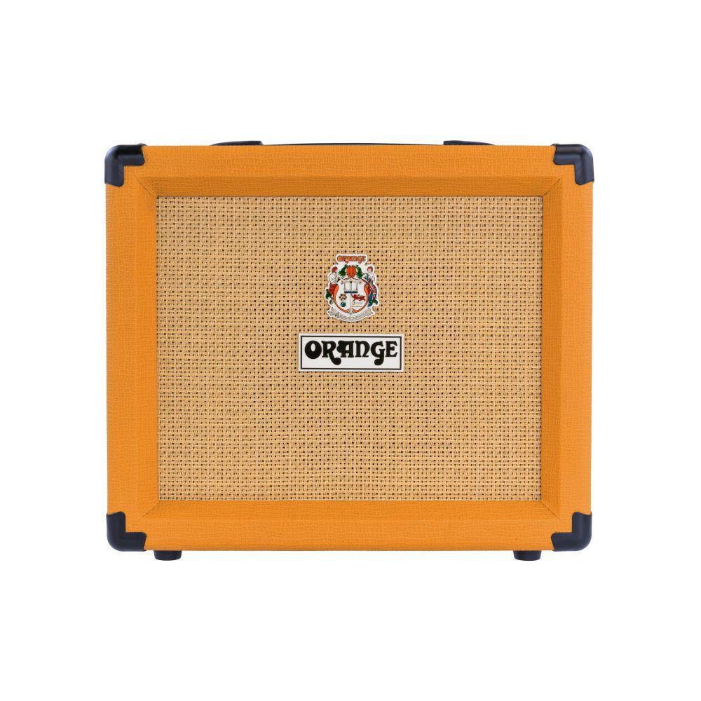 Cubo Amplificador Orange P/ Guitarra Crush 20 Rt 20 Watts