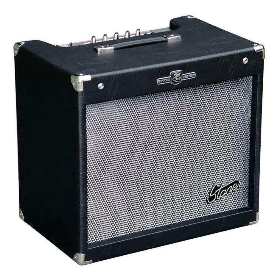 Cubo Amplificador P/ Contra Baixo Staner Bx 200 140w 1x15