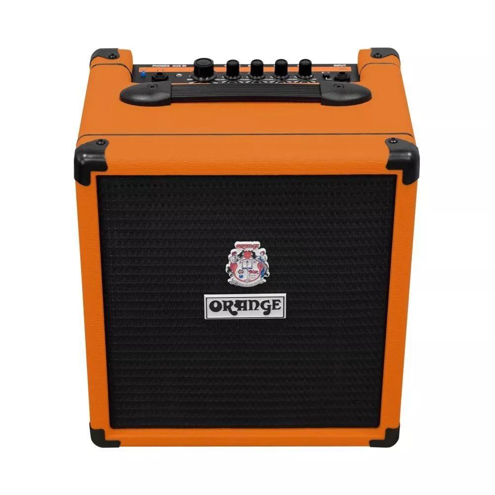 Cubo Amplificador Para Baixo Orange Crush Bass 25 W