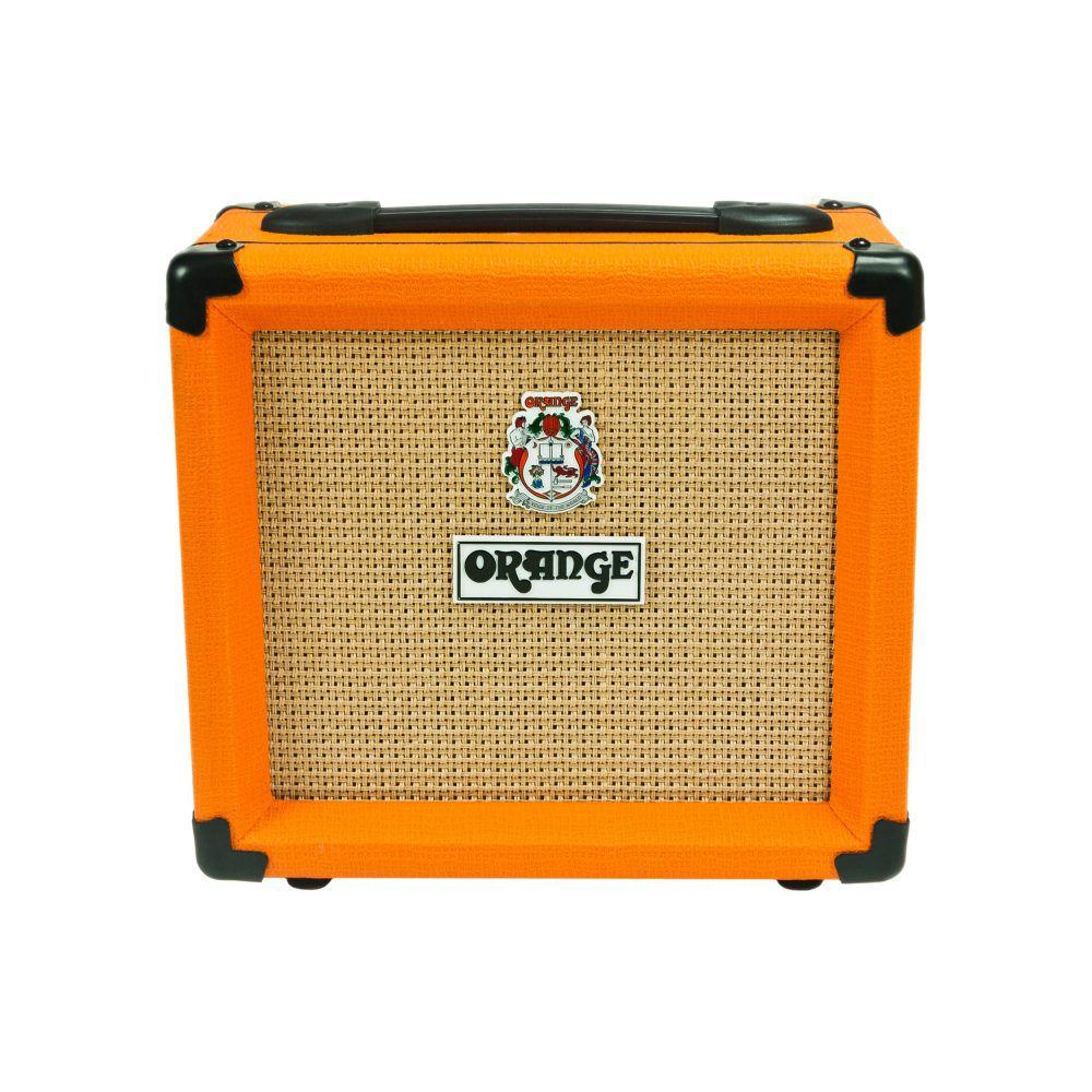 Cubo Amplificador Para Guitarra Orange Crush 12