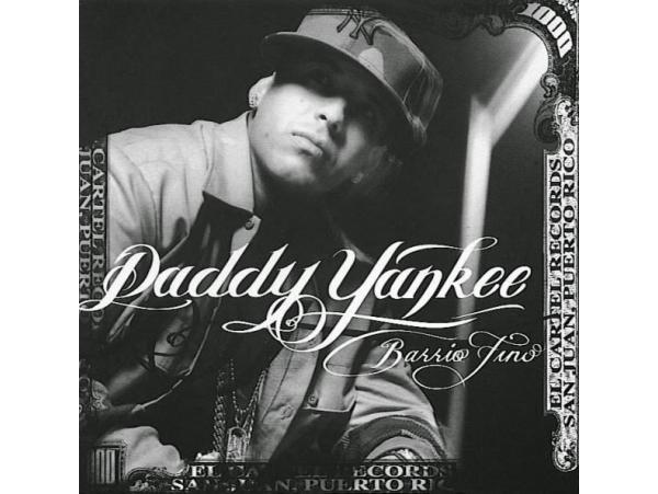 Daddy Yankee - Barrio Fino - CD