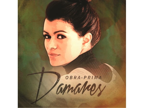 Damares - Obra Prima - CD
