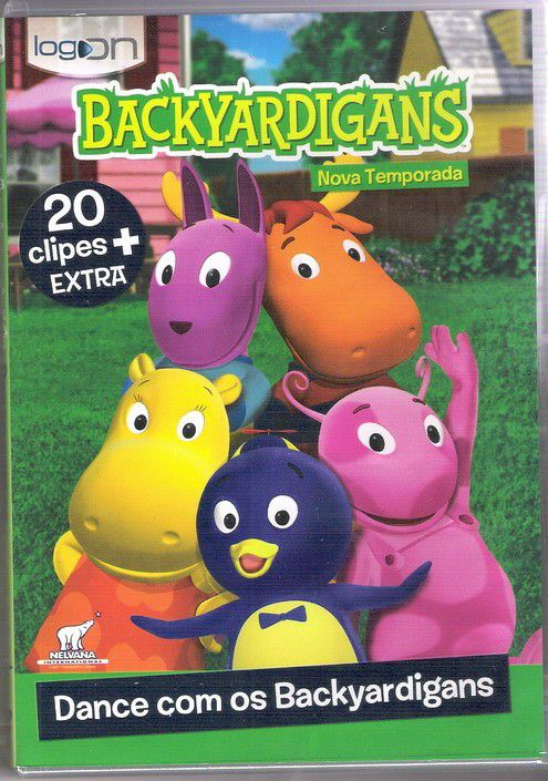 Dance Com Os Backyardigans