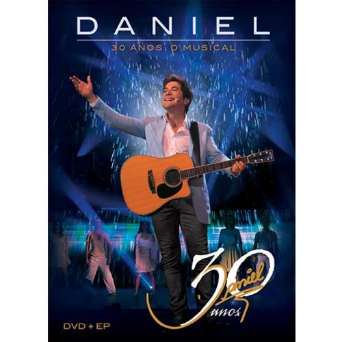 Daniel - 30 Anos - o Musical - (CD+EP)