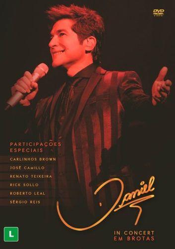 Daniel - In Concert - Em Brotas - DVD