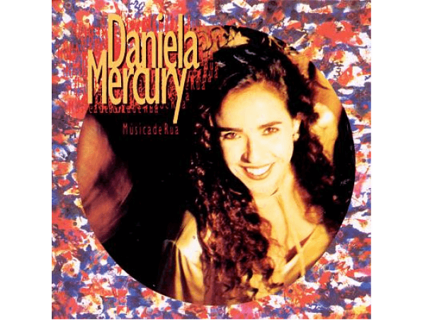 Daniela Mercury - Música de Rua - CD
