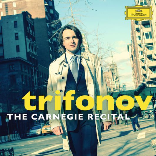 Daniil Trifonov - The Carnegie Recital - Live