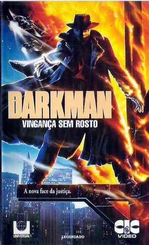 Darkman - Vinganca Sem Rosto