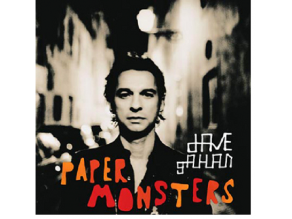 Dave Gahan - Paper Monsters - CD