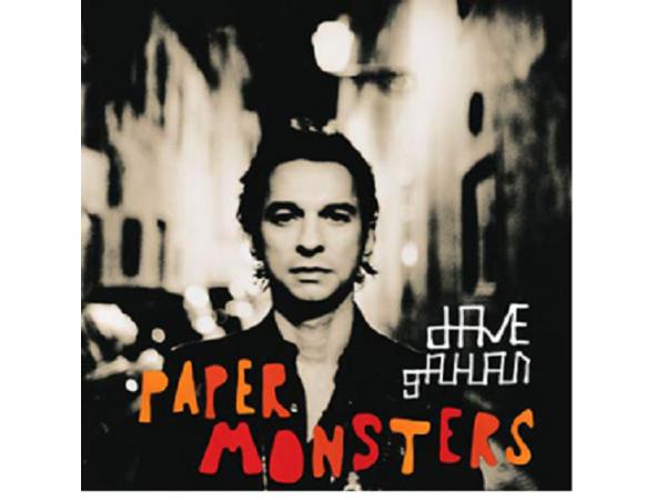 Dave Gahan - Paper Monsters - CD