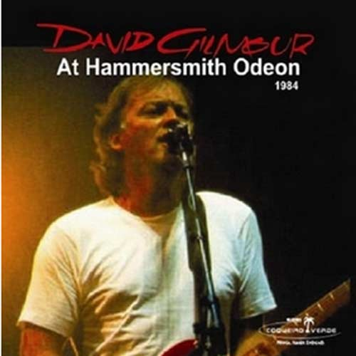 David Gilmour - At Hammersmith Odeon 1984 - CD