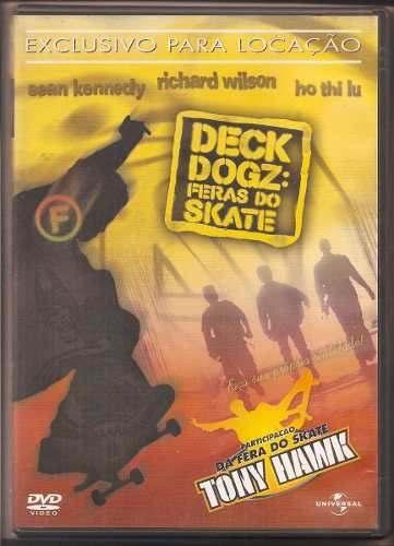 Deck Dogz: Feras Do Skate