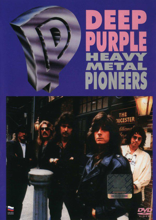 Deep Purple - Heavy Metal Pioneers - DVD