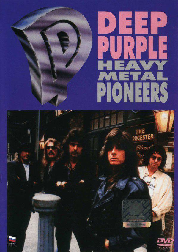 Deep Purple - Heavy Metal Pioneers - DVD