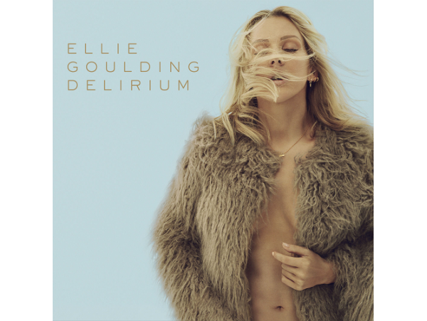 Delirium - Ellie Goulding - CD