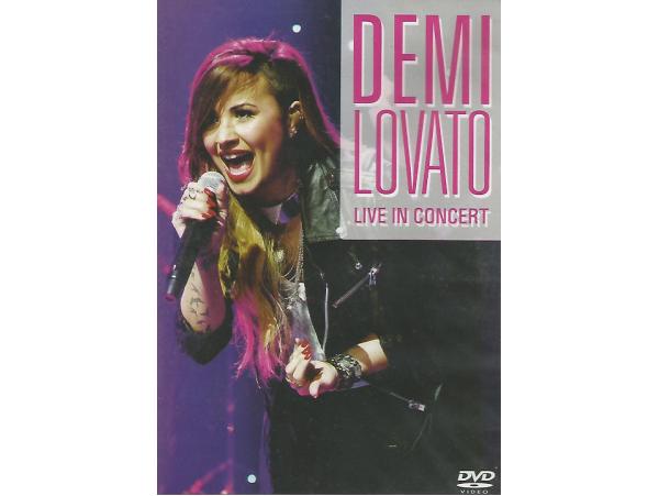 Demi Lovato - Live In Concert - DVD