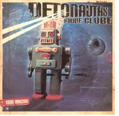 Detonautas Rock Clube - Roque Marciano - CD