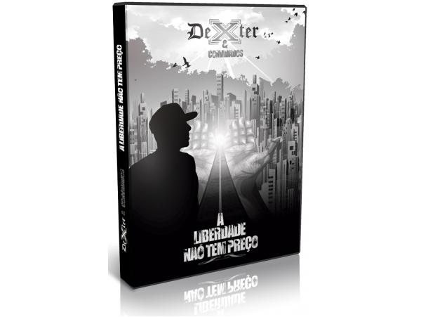 Dexter - A Liberdade Não Tem Preço - CD + DVD