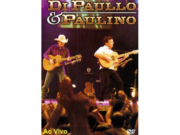 Di Paullo e Paulino - Ao Vivo - DVD