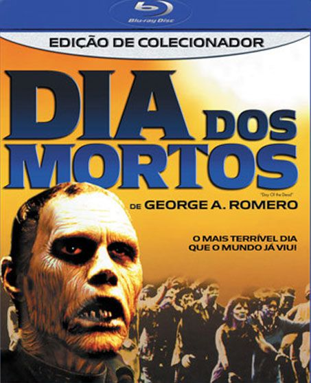 Dia dos Mortos - Blu-Ray