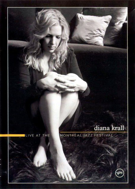 Diana Krall - Live At The Montreal Jazz Festival - DVD