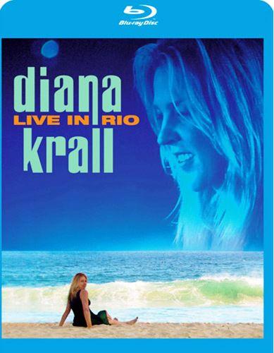 Diana Krall - Live In Rio - Blu-Ray