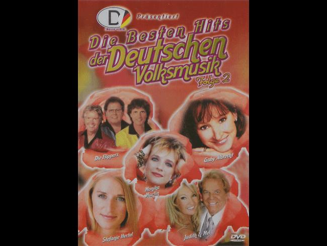 Die Besten Hits Der Deutschen Volksm. 2