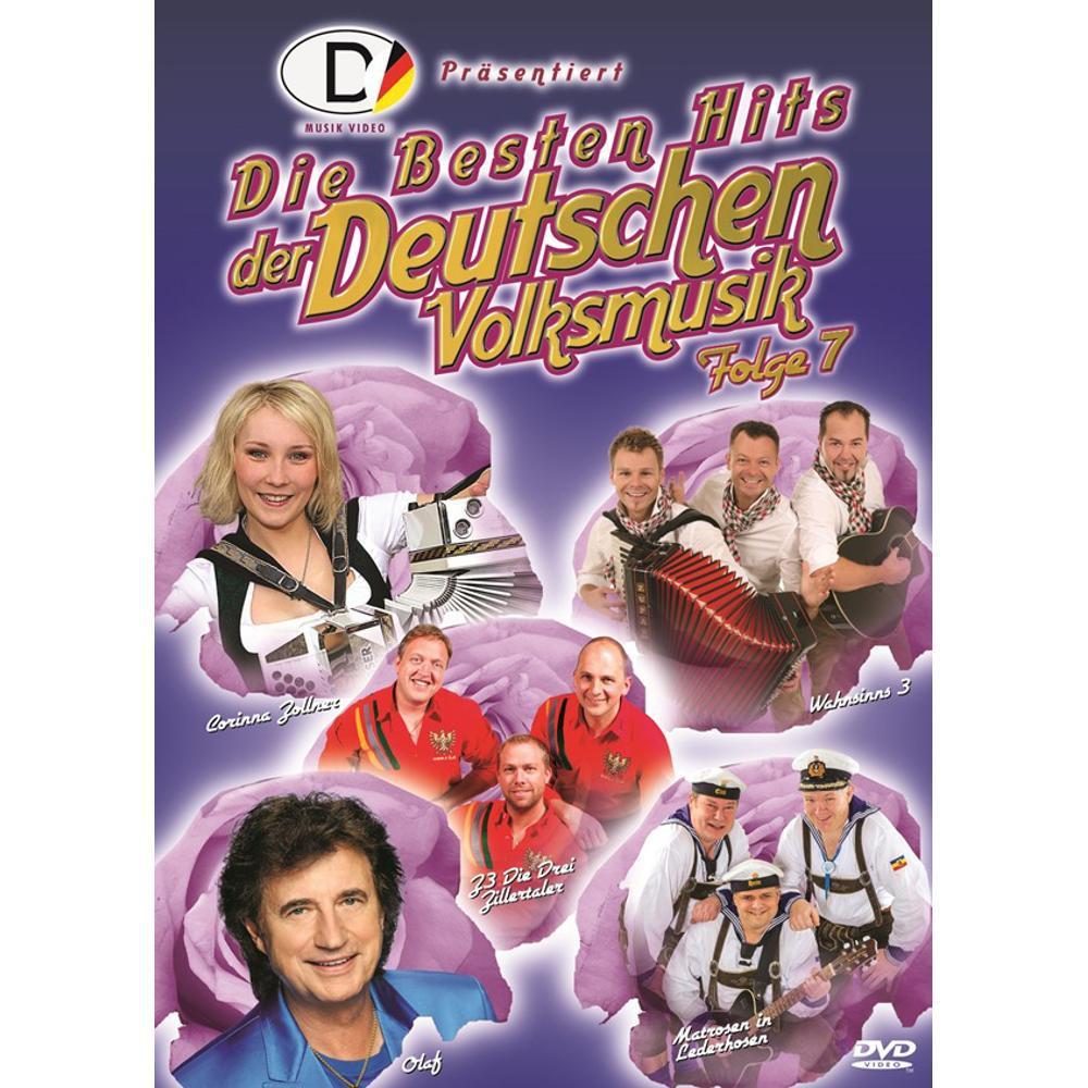Die Besten Hits Der Deutschen Volksm. 7